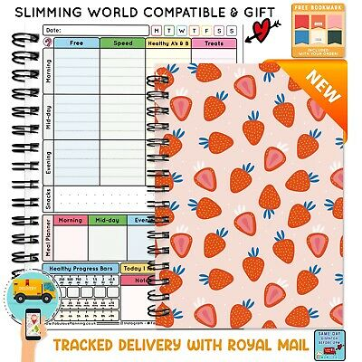 food diet diary slimming world compatible weight loss tracker