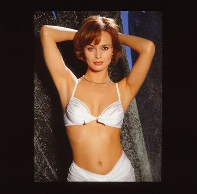 Izabella Scorupco -  Goldeneye  - Original Gallery Transparency - 1995