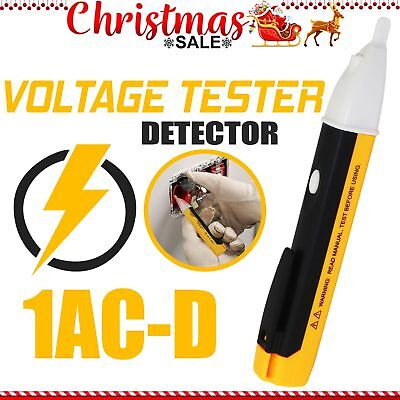 AC Electric Power Voltage Tester Volt Alert Pen Detector Sensor 90-1000V UK