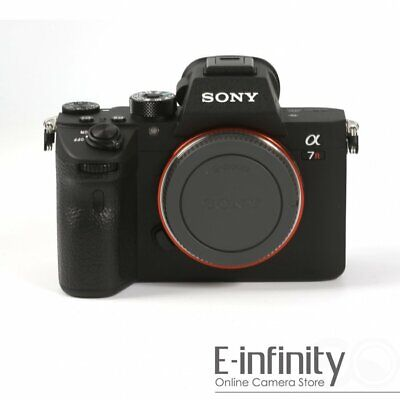 NEW Sony Alpha a7R III Mirrorless Digital Camera Body Only