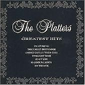 Platters Greatest Hits, Platters, the CD , Good, FREE & Fast Delivery