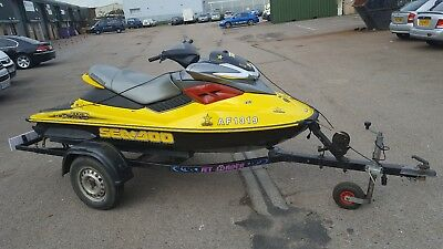 Sea Doo Rpx 215 Suprcharged 2004 After Service Ready For Season