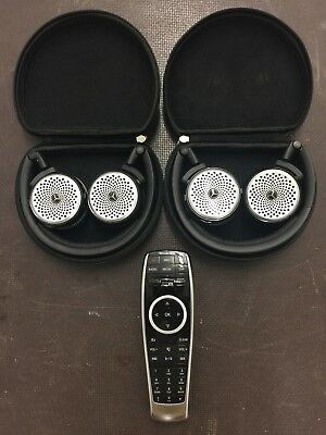 Mercedes Earphones Rear Entertainment A222 /Remote Control
