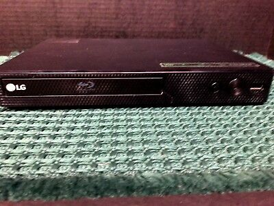 Lg Bpm25 Blu Raydvd Player Wired Streaming Services Remote 9