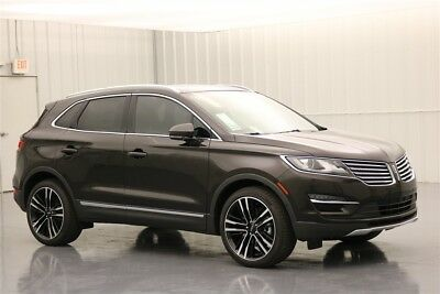 Lincoln MKC BLACK LABEL INDULGENCE THEME 2.3 TURBOCHARGED MSRP $58673 VENTIAN LEATHER SEATING ALCANTARA HEADLINER PANORAMIC VISTA ROOF