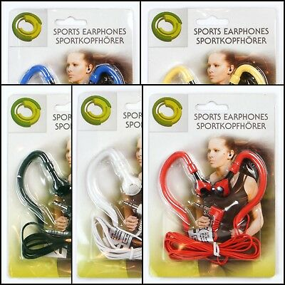 Restposten 40x In-Ear Kopfhörer Ohrstecker, Sport IPOD In-Ear, Stereo Headset