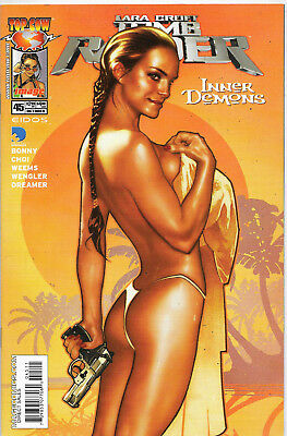 Tomb Raider The Series #45 Top Cow Comics Adam Hughes Cover NM