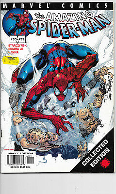 Amazing Spider-Man #30 - 32 Collected Edition Marvel Comics VF