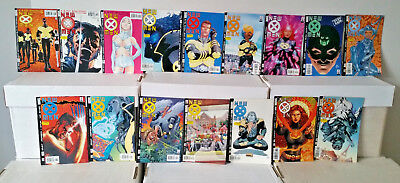 New X-Men #114 to 128 Marvel Comics Lot Grant Morrison VF