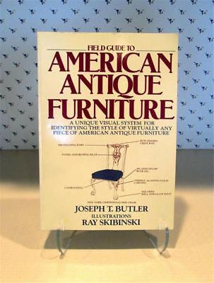 Field Guide to American Antique Furniture A visual system for for identifying