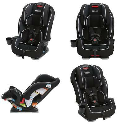 Graco Milestone All In 1 Convertible Car Seat Gotham