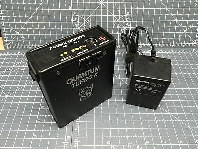 Quantum Turbo Z Battery and charger