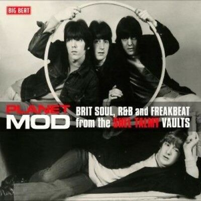 Various Artists - Planet Mod: Brit Soul R&B & Freakbeat From The Shel Talmy Vaul