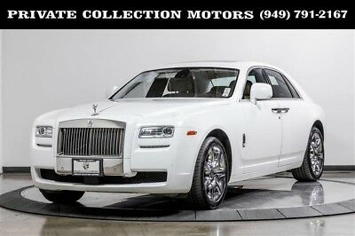2010 Rolls-Royce Ghost  2010 Rolls-Royce Ghost 2 Owner Clean Carfax Super Clean Low Miles