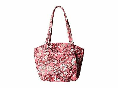 NWT Vera Bradley Glenna Shoulder Bag in pink blush floral print