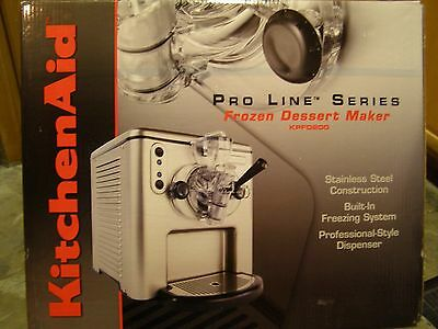 KitchenAid KPFD200SS Pro Line Frozen Dessert Maker Dispense Service O-Rings