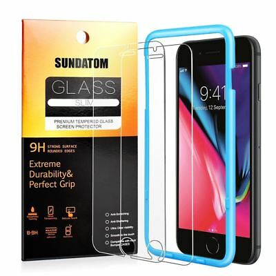 iPhone 8 Tempered Glass Screen Protector Protective Film Explosion-proof