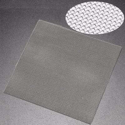 10x10cm Micron Stainless Steel Filter 30 Mesh Wire Cloth Screen Filtration 4x4''
