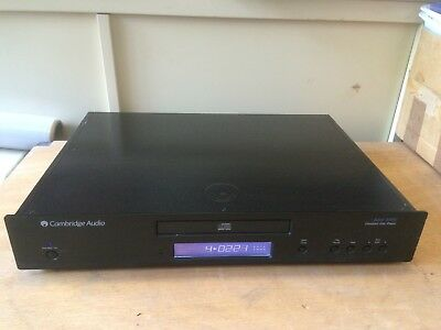 Platine Cd Audiophile Cambridge Audio