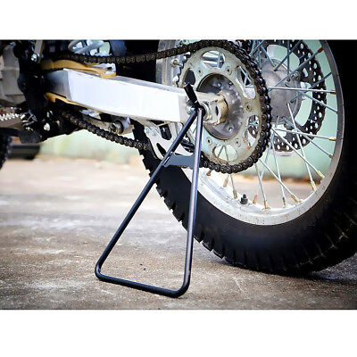 Universal Motorcycle Triangle Side Stand Fit Dirt Bike MX Motocross Kickstand