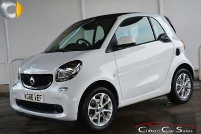 2016 66 Smart Fortwo 1.0 Passion Coupe 5-Speed 71 Bhp