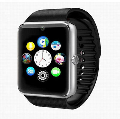 GT08 Bluetooth SmartWatch Reloj Inteligente para iPhone Samsung Android IOS