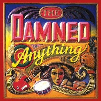 The Damned-Anything  (UK IMPORT)  CD NEW