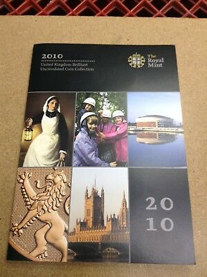 United Kingdom - Royal Mint - Great Britain - 2010 - 12 Coin Unc Set -See Photos
