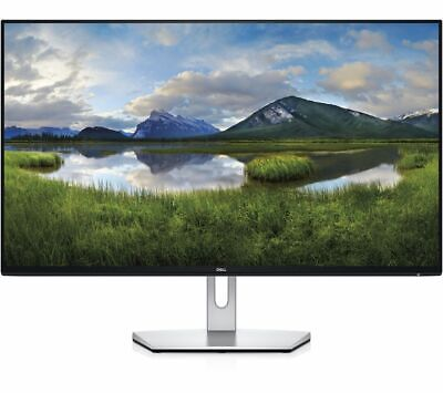 """DELL S2719H Full HD 27"""" IPS Monitor - Black - Currys"""