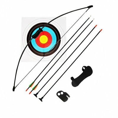 Archery Bow and Arrow Set for Kids Children Youth Outdoor Sports Game Hunting