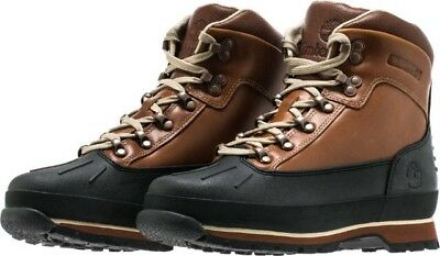 ce43d4e9a69 TIMBERLAND EURO HIKER Shell Toe Men's Waterproof Boots, US Size 8