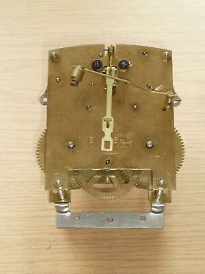 Vintage Enfield English clock movement for spares
