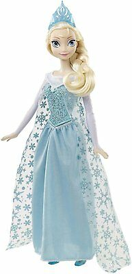 Mattel Disney Frozen Singing Elsa Doll