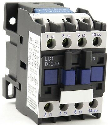LC1D0910 Contactor Replacement FITS Telemecanique 3 Phase 3 Pole LC1-D Series