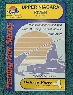 Bull Shoals East Section Detailed Fishing Map Waterproof #L171 GPS Points
