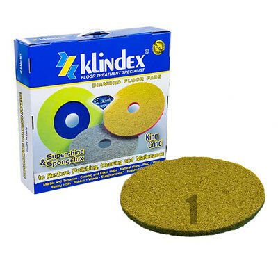 klindex Diamant Bodenplatte Stage 1 Supershine weich 43.2cm