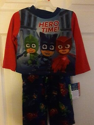 PJ Masks Toddler Pajamas