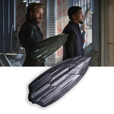 2018 Movie Avengers 3 Infinity War Captain America Cosplay Hand Shield PVC Props