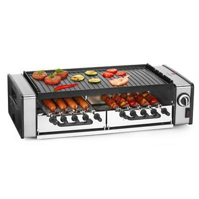 Grill multifonctions et brochettes rotatives RA-2993