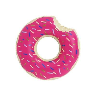 FLOATIE KINGS Bouee gonflable - Donut Rose