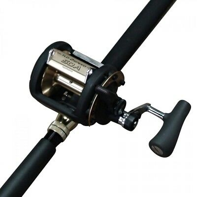 Shimano and Live Fibre Land Base Game rod and reel combo