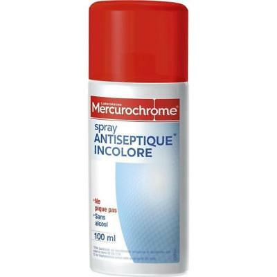 Spray antiseptique incolore 100ml