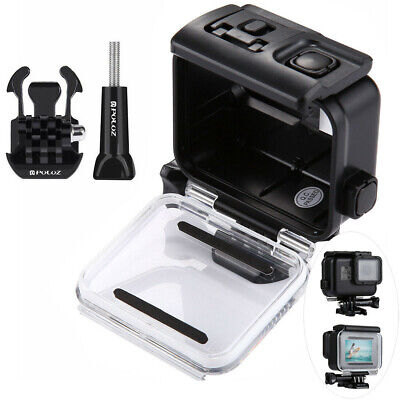 Waterproof Diving 30M Protective Shell Case Kit Mount for GoPro HERO 7 Black 6 5