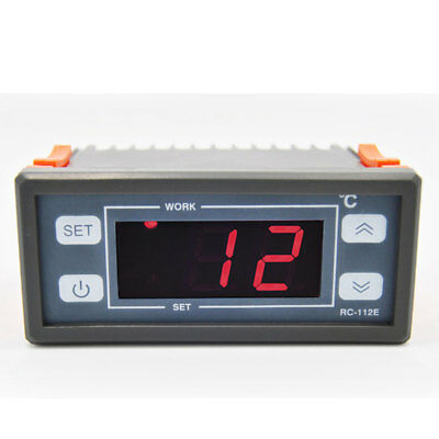 Chiller Warm and Cold Thermostat Sensor Controller Thermostat