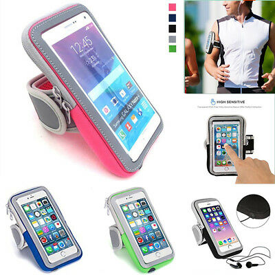 Outdoor Fitness Sports Wrist Arm Band Pouch Phone Holder Bag for iPhone 8 New