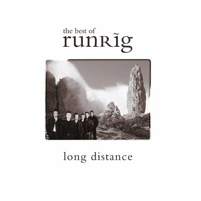 Runrig Long Distance: The Best Of Cd 2018