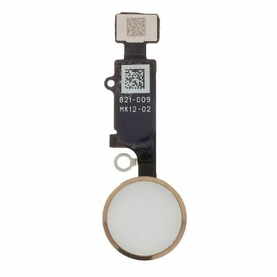 Home Button Main Key Flex Cable Replacement For iPhone 7 A1660 A1778 Gold US