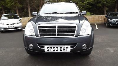 Ssangyong Rexton 2.7TD 270 ( 7st ) T-tronic 2010 Model SPR