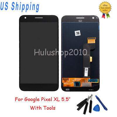 Assembly Replace LCD Display Screen Touch Digitizer For Google Pixel XL 5.5""