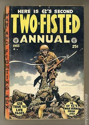 Two Fisted Tales Annual #2 1953 GD 2.0